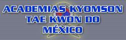 Academias Kyomson - Tae Kwon Do