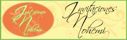 Invitaciones Nohemi