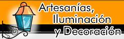 Artesanias Iluminacion y Decoracion