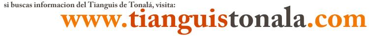 informacion sobre el tianguis de Tonala