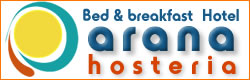 Arana Hosteria - Bed & Breakfast Hotel