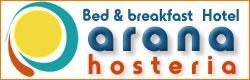 Arana Hosteria - Bed & Breakfast Hotel