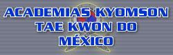 Academias Kyomson - Tae Kwon Do - Haga clic aqui